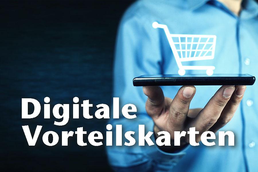 Digitale Vorteilskarten